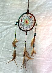 Hemp Dream Catcher - Medium