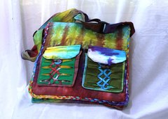 Bag - Tie Dyed