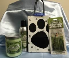 Pet Odor Freshener Package
