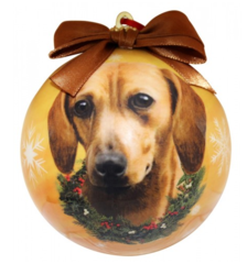 Traditional Holiday Ornament