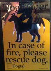 Fire Safety Dog Finder
