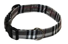Elmo's Closet Martingale Dog Collars - Nautical Patterns