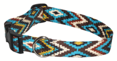 Elmo's Closet Standard Dog Collars - Nautical Patterns
