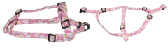 Elmo's Closet Step-In Harness - Little Critters Patterns