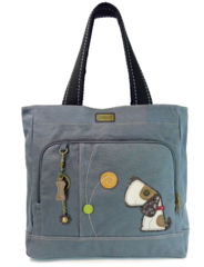 Chala Toffy Dog Pocket Tote