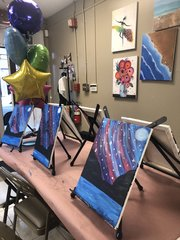 Paint Party Event May 10th 6-8pm