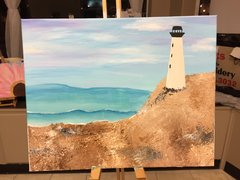 Thursday 3/8 PAINT NIGHT EVENT 6-8pm