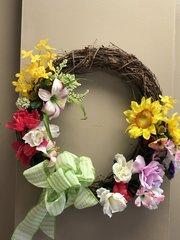 Feb 21st 6-8pm Wreath & Soap Making Event Private