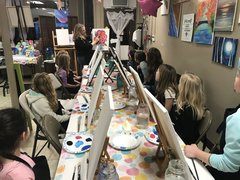 6/22 Paint your Pet Special or Beach Painting! 7-9pm