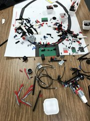 Kids Birthday Lego Building Robotics Parties