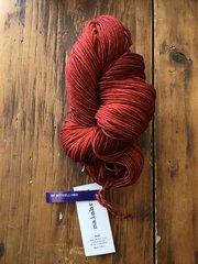 Malabrigo Sock- Boticelli Red
