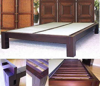 tatami bed frame double full size - Bed Frames Full Size