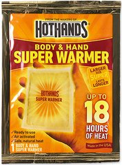 HeatMax Super Hothands Hand & Body Warmers -10 Pack - FREE SHIPPING!