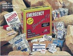 Emergency Survival Kit (ESK-02)