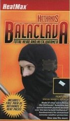 Heatmax Balaclava Head & Neck Warmer. Black