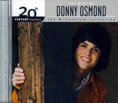 Best of Donny Osmond: The Millennium Collection CD