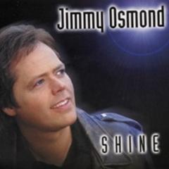 Jimmy Osmond: Shine CD