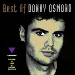 Donny Osmond: Best of Donny Osmond CD