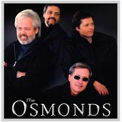 PIN: The Osmond Brothers Photo Pin (4 bros)
