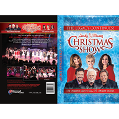 Andy Williams Christmas DVD