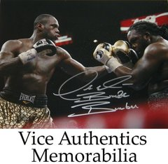 Deontay Wilder Signed Autographed Auto WBC Boxing 11x14 Photo - Proof