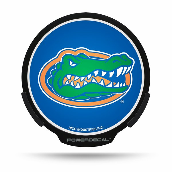 Florida Gators LED Window Decal Light Up Logo Powerdecal NCAA