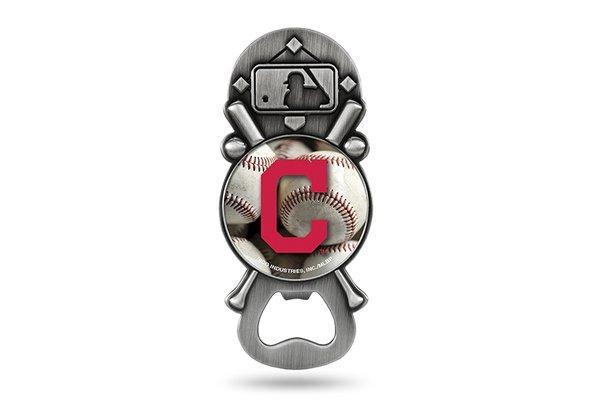 Cleveland Indians Bottle Opener Magnetic Party Starter MLB