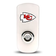 Kansas City Chiefs Night Light LED Flash Lightw/ Built In Sensor NFL