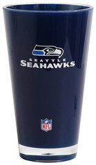 Seattle Seahawks Tumbler Cup Insulated 20oz NFL
