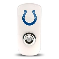 Indianapolis Colts Night Light LED Flash Lightw/ Built In Sensor NFL