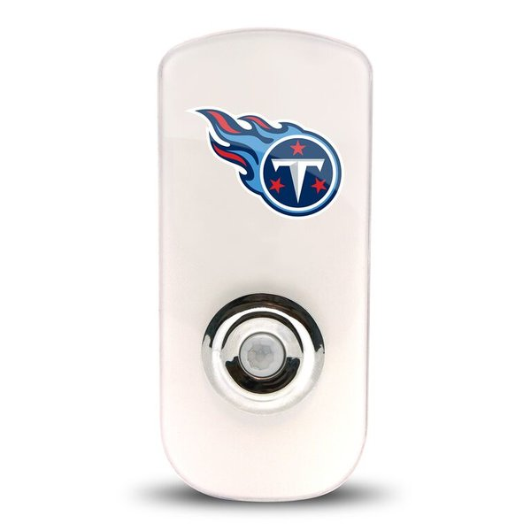 Tennessee Titans Night Light LED Flash Lightw/ Built In Sensor NFL