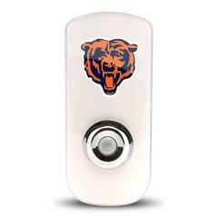 Chicago Bears Night Light LED Flash Lightw/ Built In Sensor NFL