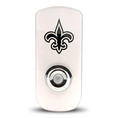 New Orleans Saints Night Light LED Flash Lightw/ Built In Sensor NFL