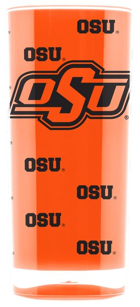 Oklahoma State Cowboys Insulated Tumbler Cup 20oz NCAA Licensed