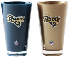 St. Louis Rams Insulated Tumbler Home/Away Twin Pack NFL