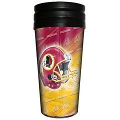 Washington Redskins Travel Tumbler Coffee Mug Cup NFL