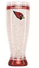 Arizona Cardinals Crystal Freezer Pilsner NFL Licensed