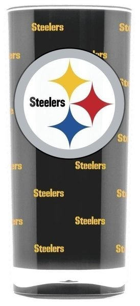 Pittsburgh Steelers Tumbler Cup Insulated 20oz. NFL