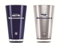 Seattle Seahawks Insulated Tumbler Home/Away Twin Pack NFL