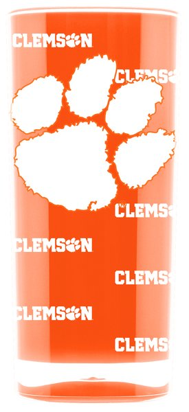 Clemson Tigers Insulated Tumbler Cup 20oz NCAA Licensed