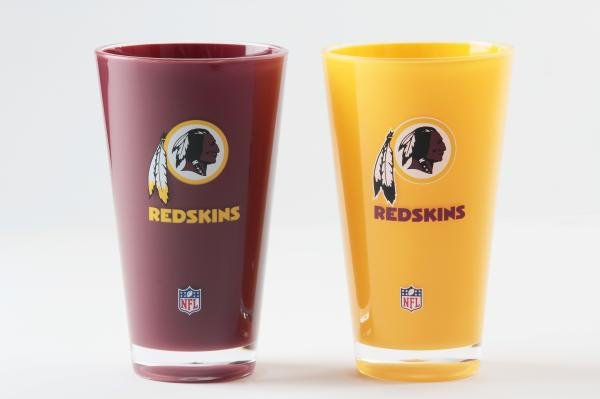 Washington Redskins Insulated Tumbler Home/Away Twin Pack NFL