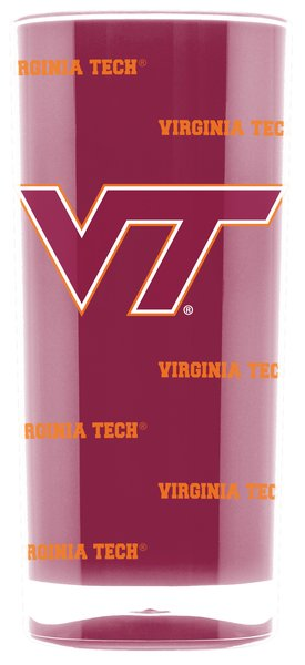 Va Tech Hokies Insulated Tumbler Cup 20oz NCAA Licensed