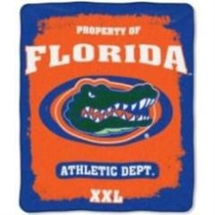 Florida Gators Fleece Throw Blanket NCAA