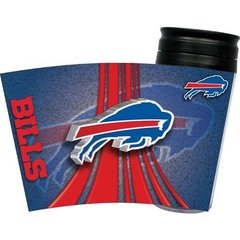 Buffalo Bills Travel Tumbler Coffee Cup NFL