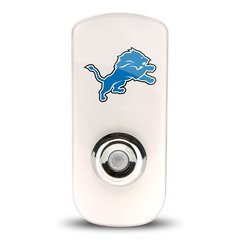 Detroit Lions Night Light LED Flash Lightw/ Built In Sensor NFL