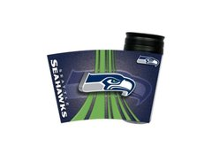 Seattle Seahawks Travel Tumbler Coffee Cup NFL