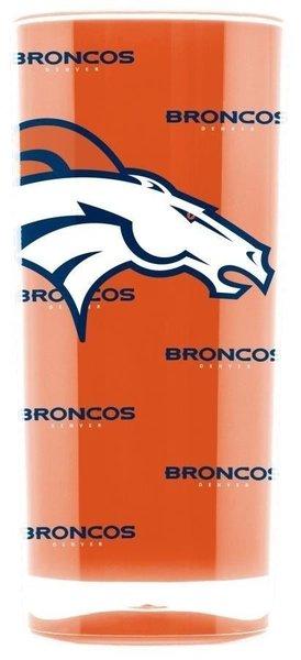 Denver Broncos Tumbler Square Insulated NFL