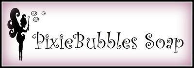 PixieBubbles Soap