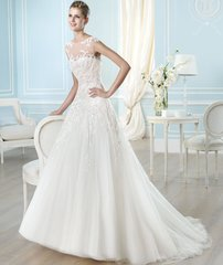 San Patrick by Pronovias Wedding Dress Halland