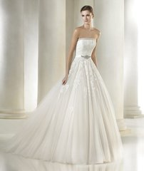 San Patrick by Pronovias Wedding Dress Argelia